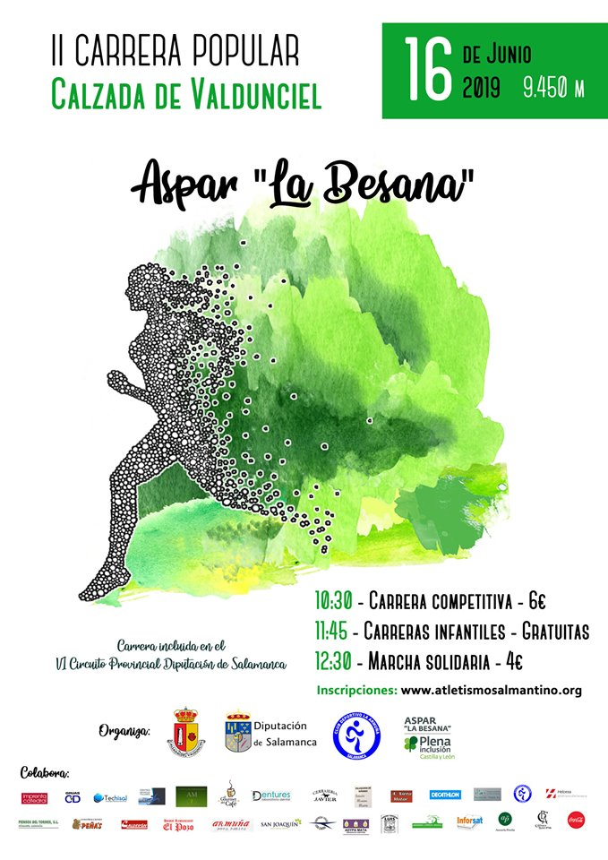 Carrera Popular Aspar Junio 2019