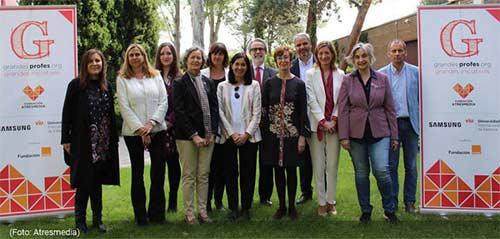 Profesores Colegio Calzada Premiados