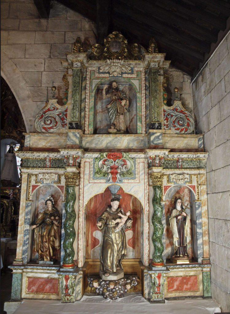San Antonio de Padua Calzada de Valdunciel