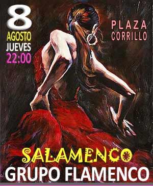 Flamenco agosto 2019